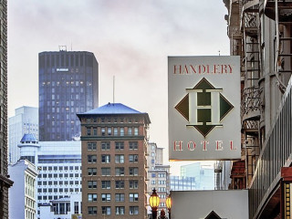 Urlaub San Francisco im The Handlery Union Square Hotel