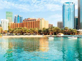 Abu Dhabi im Sheraton Abu Dhabi Hotel & Resort