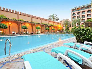 Marrakesch im Diwane Hotel & Spa