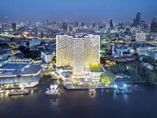 Urlaub Bangkok im Royal Orchid Sheraton Hotel & Towers
