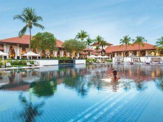 Urlaub Insel Sentosa im Sofitel Singapore Sentosa Resort & Spa