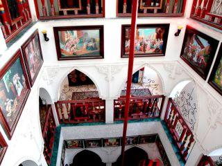 Urlaub Casablanca im Moroccan House Casablanca