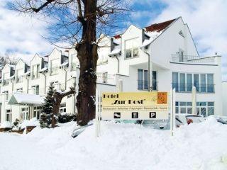 Bad Tabarz im AKZENT Hotel Zur Post