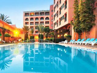 Urlaub Marrakesch im Diwane Hotel & Spa