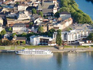 Bingen am Rhein im NH Bingen