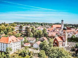 Urlaub Bad Griesbach im Rottal im Das Aunhamer Suite & Spa