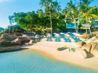 Urlaub Thong Nai Pan Beach im Panviman Resort Koh Phangan