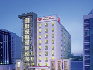 Dubai im Hilton Garden Inn Dubai Al Muraqabat