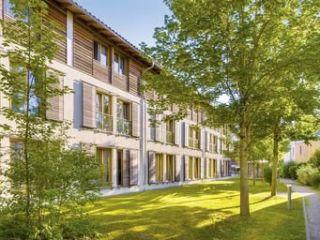 Haar im Novum Hotel Seidlhof München