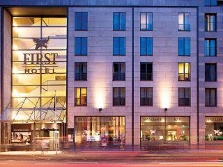 Kopenhagen im Comfort Hotel Vesterbro