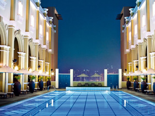Urlaub Dubai im Oaks Ibn Battuta Gate Dubai