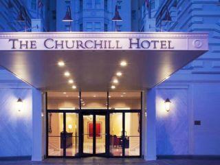 Washington D.C. im Churchill Hotel Embassy Row
