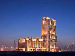 Dubai im Marriott Hotel Al Jaddaf Dubai