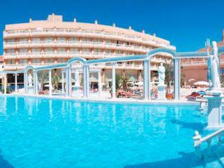 Playa de Las Américas im Hotel Cleopatra Palace