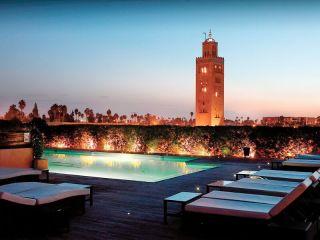 Urlaub Marrakesch im Les Jardins de la Koutoubia
