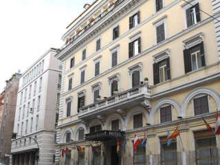 Urlaub Rom im Hotel Pace Helvezia
