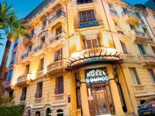 Nizza im Hotel Gounod Nice