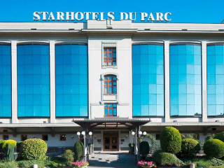 Parma im Starhotels Du Parc