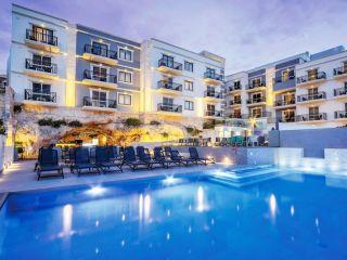 Mellieha im Pergola Hotel & Spa