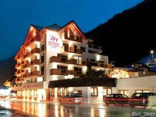 See (Paznauntal) im Mallaun Hotel. Erlebnis