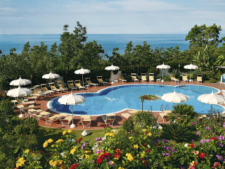 Urlaub Parghelia im Hotel Tirreno