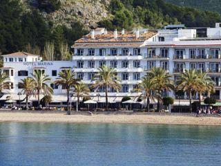 Urlaub Puerto de Sóller im Hotel Marina & Wellness Spa