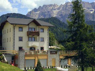Wolkenstein in Gröden im Hotel Fanes