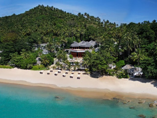 Urlaub Pansea Beach im The Surin Phuket