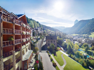 St. Ulrich in Gröden im Adler Spa Resort Balance