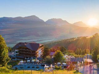 Urlaub Haus im Ennstal im Natur- und Wellnesshotel Höflehner