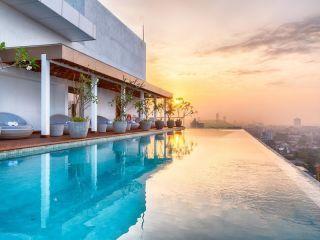 Urlaub Colombo im Jetwing Colombo Seven