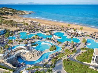 Urlaub Loutra Kyllinis im Grecotel Olympia Oasis & Aqua Park