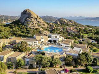 Urlaub Baja Sardinia im Grand Relais de Nuraghi