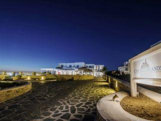 Urlaub Agia Anna im Hotel Cycladic Islands