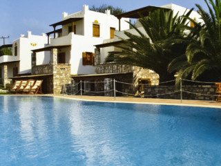 Urlaub Plaka im Villa Romantica