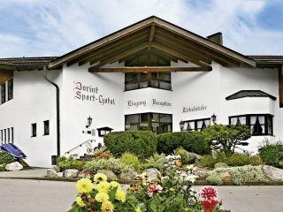 Garmisch-Partenkirchen im Dorint Sporthotel Garmisch-Partenkirchen