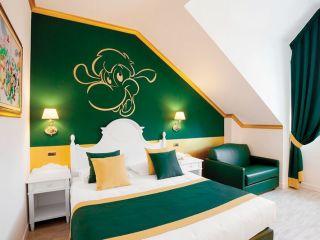 Urlaub Castelnuovo del Garda im Gardaland Hotel
