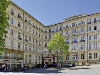 Urlaub Karlovy Vary im Grandhotel Pupp