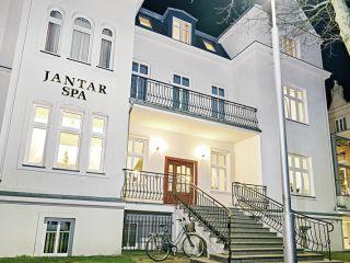 Urlaub Kolobrzeg im Jantar Hotel & SPA