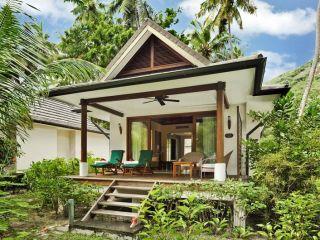 Urlaub Silhouette Island im Hilton Seychelles Labriz Resort & Spa