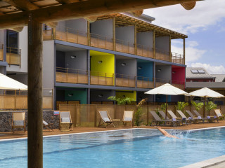 La-Saline-les-Bains im Hotel Dina Morgabine