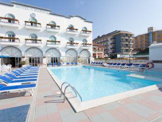 Lido di Jesolo im Hotel Marina