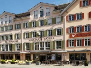 Brunnen im Hotel Weisses Rössli Brunnen