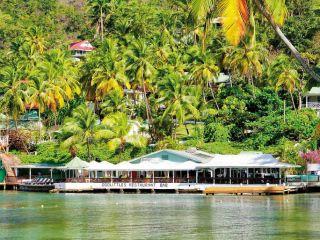 St. Lucia im Marigot Beach Club Hotel & Dive Resort