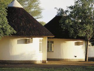 Kruger National Park im Satara Restcamp - Wells/Frankel/Stanley