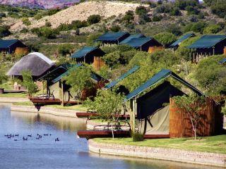 Oudtshoorn im Buffelsdrift Game Lodge