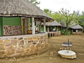 Kruger National Park im Olifants Restcamp