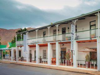 Urlaub Montagu im Mimosa Lodge