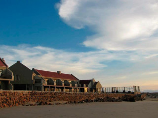 Kreuzkap im Cape Cross Lodge