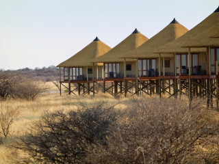Etosha Nationalpark im Onkoshi Resort